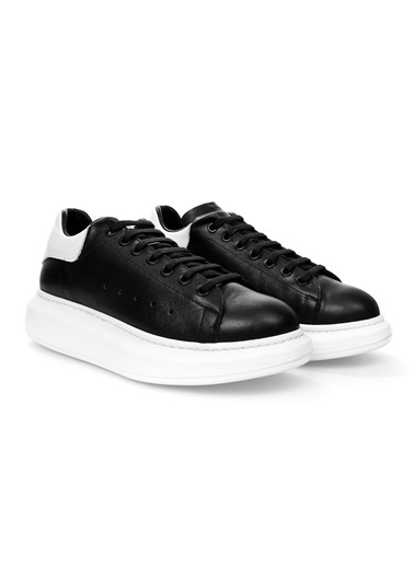John May Sneakers Siyah
